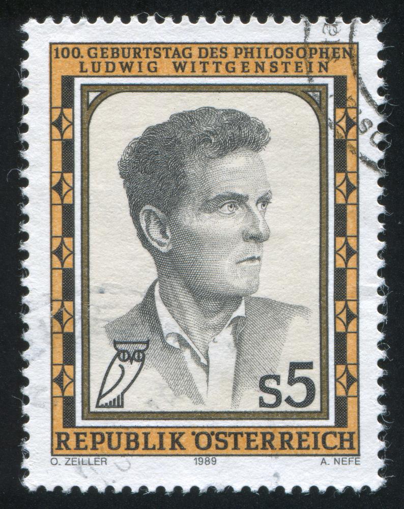 Philosopher Wittenstein